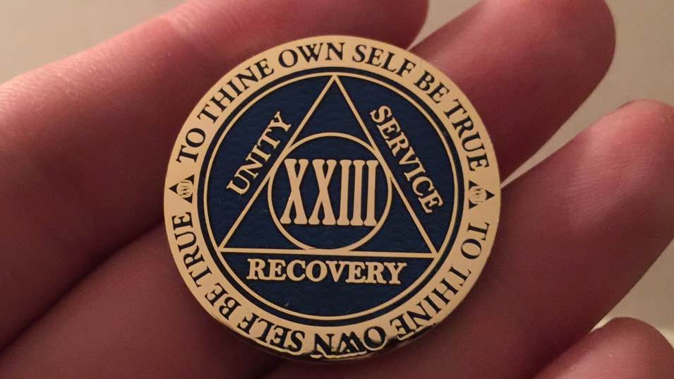 My 23 year Medallion
